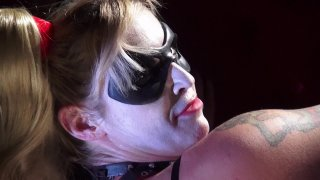 Streaming porn video still #8 from Batman V. Superman XXX: An Axel Braun Parody
