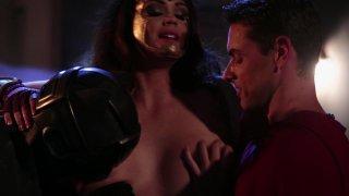 Streaming porn video still #4 from Batman V. Superman XXX: An Axel Braun Parody