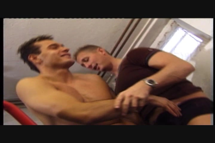 Interracial bunch men sex and cumeating
