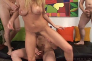Streaming porn video still #3 from Gang Bang Darlings 5