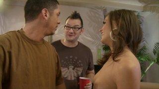 Streaming porn video still #2 from Everybody Loves Tori Black