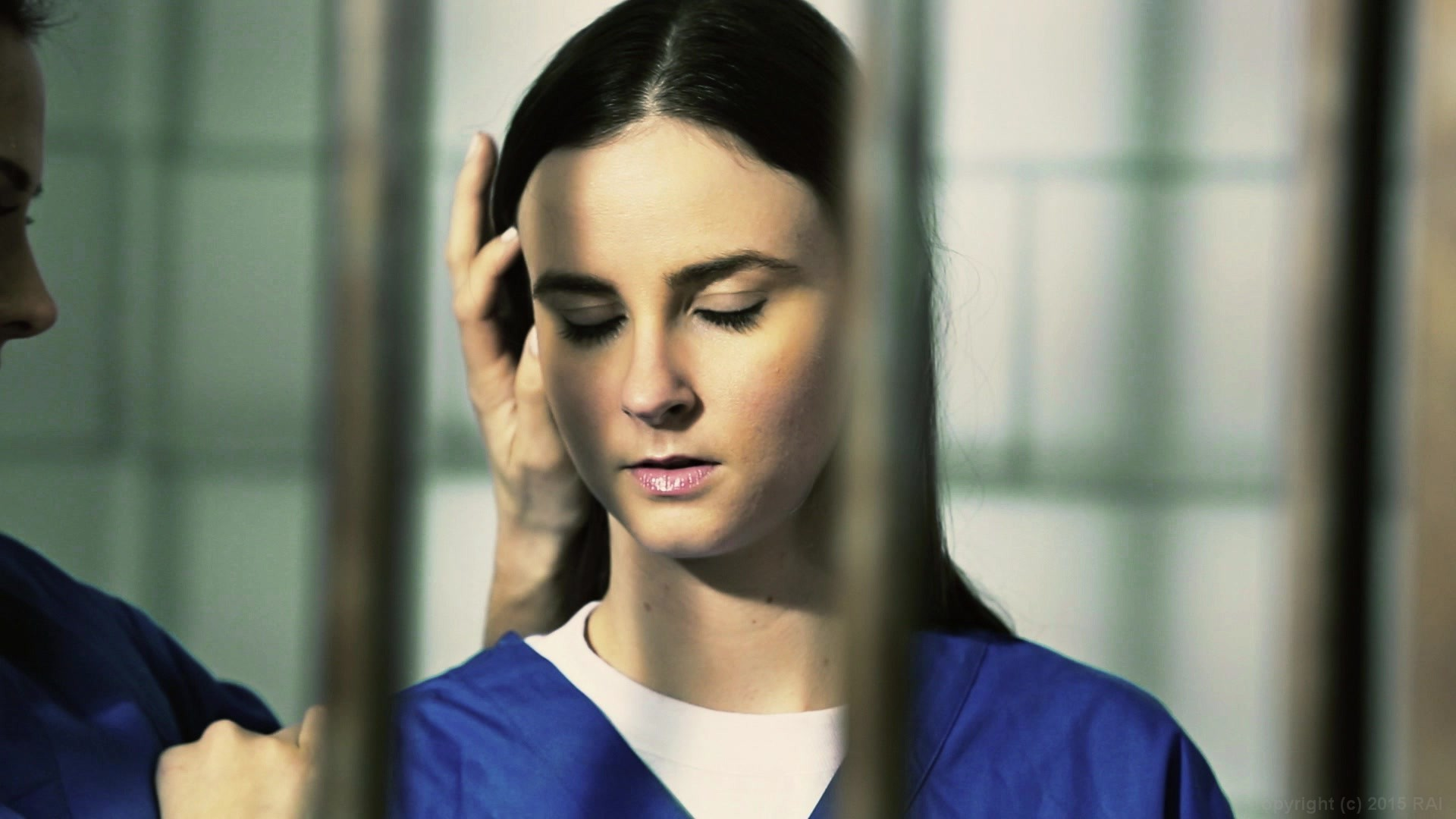 Free Video Preview image 1 from Prison Lesbians Vol. 2