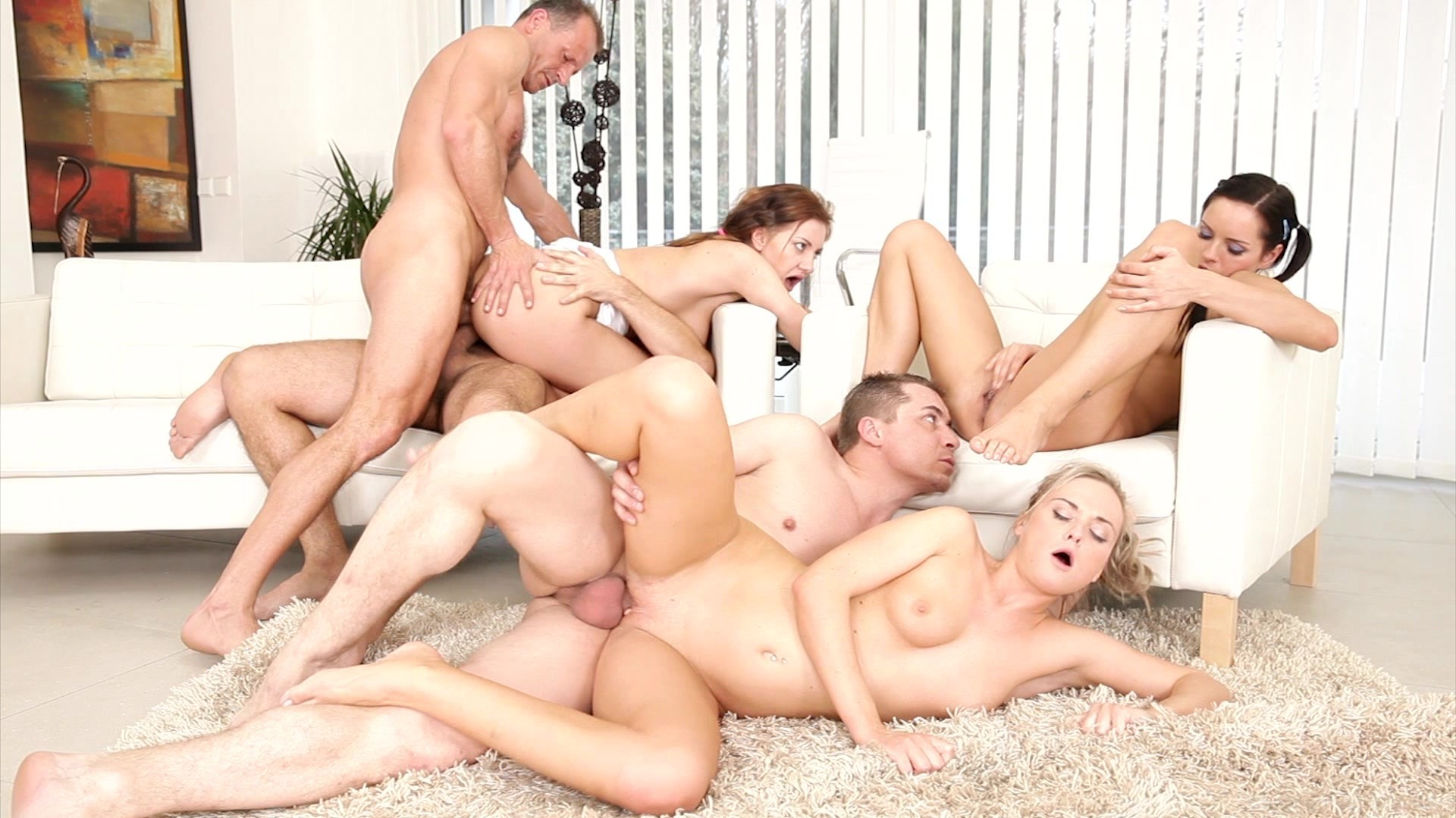 Foursome orgy swinger sex free, rqcecar girl nude