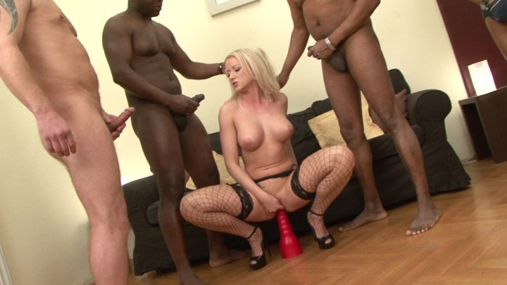 Preview 2 Of Sex With Three Beautiful Guys