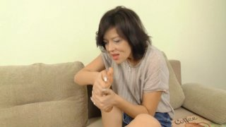 Streaming porn video still #5 from Cougar Paws: MILFs With Sexy Feet 2