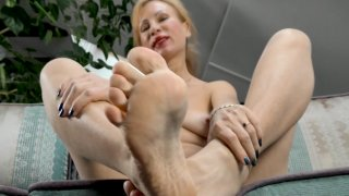 Streaming porn video still #1 from Cougar Paws: MILFs With Sexy Feet 2