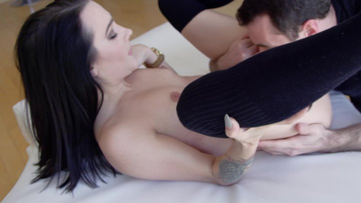 Streaming porn video still #1 from I Came On James Deen's Face 6