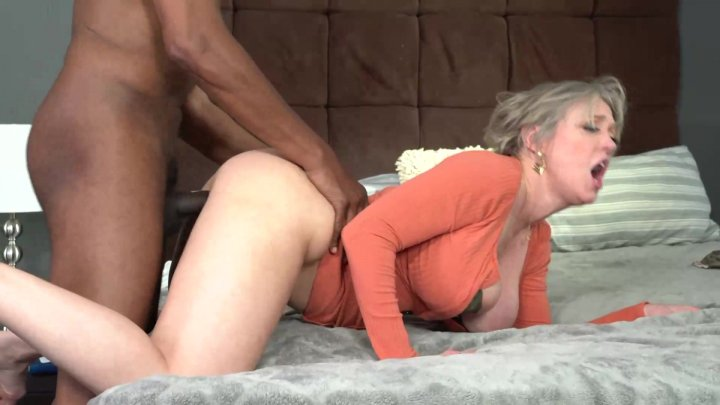 Streaming porn video still #1 from Interracial Affair 8