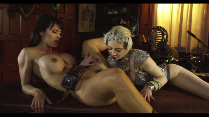 Streaming porn video still #1 from League Of Frankenstein