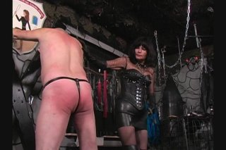 Streaming porn video still #6 from Domina Files 47, The