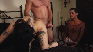 Streaming porn video still #6 from Kinky Cuckold 4