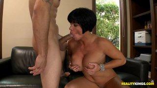 Streaming porn video still #6 from Big Tits Boss Vol. 17