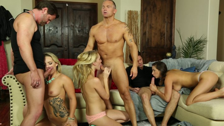 Streaming porn video still #2 from So. Cal Swingers Club 5