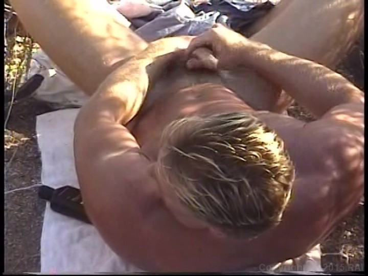 Free Video Preview image 2 from Wyatt's Wild Western Sex Buddies