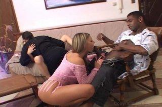 Streaming porn video still #1 from Interracial Superstars 2