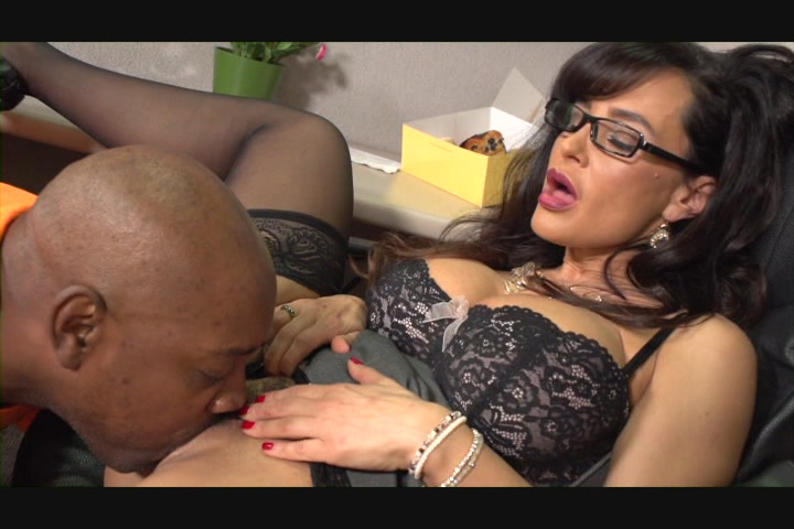 Lisa ann black cock speaking