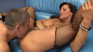 Streaming porn video still #3 from Lisa Ann Never Quits