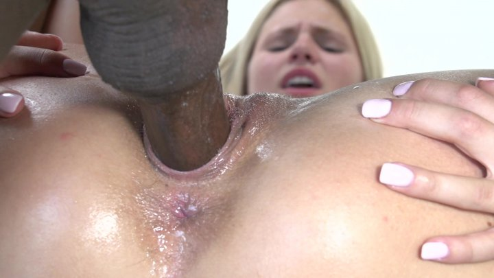 Streaming porn video still #3 from Black & White Vol. 2