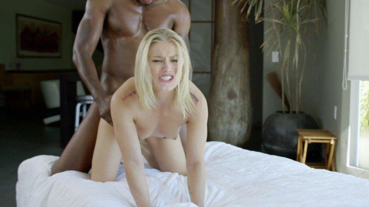 Streaming porn video still #4 from Black & White Vol. 2