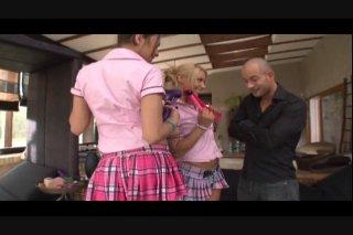 Streaming porn video still #1 from Slutty Girls Love Rocco 3