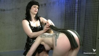 Streaming porn video still #5 from Ferocious FemDoms