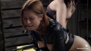 Streaming porn video still #7 from Ferocious FemDoms