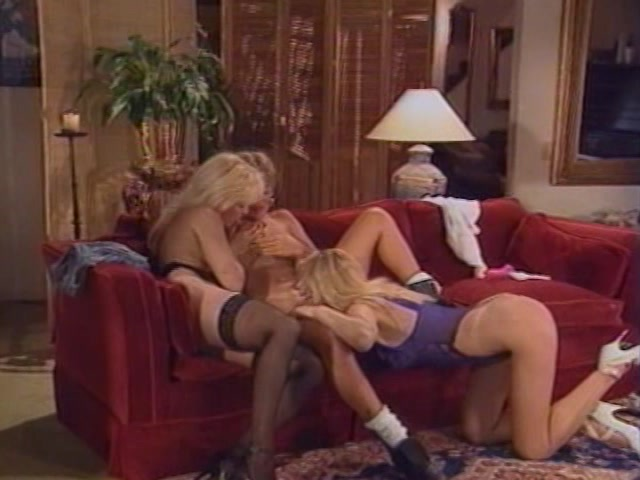 Streaming porn video still #19 from 3's A Lesbian Party