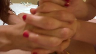 Streaming porn video still #4 from BFF Amateurs: Sharing Is Caring
