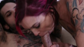 Streaming porn video still #8 from Hot Wife Creampie