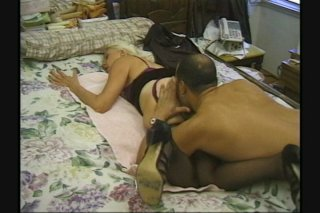 Streaming porn scene video image #2 from Sexy granny screwed by horny nephew