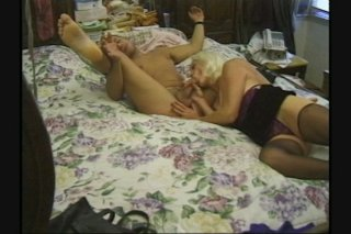 Streaming porn scene video image #4 from Sexy granny screwed by horny nephew