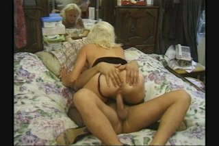 Streaming porn scene video image #8 from Sexy granny screwed by horny nephew