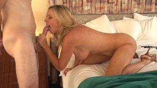 Streaming porn video still #9 from Mothers Forbidden Romances #4