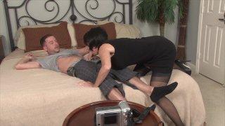 Streaming porn video still #5 from Mothers Forbidden Romances #4