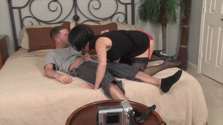 Streaming porn video still #1 from Mothers Forbidden Romances #4