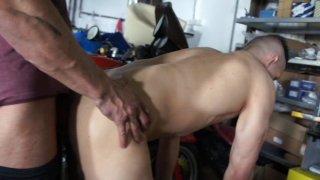 Streaming porn video still #9 from Bareback Fucks For 50 Bucks