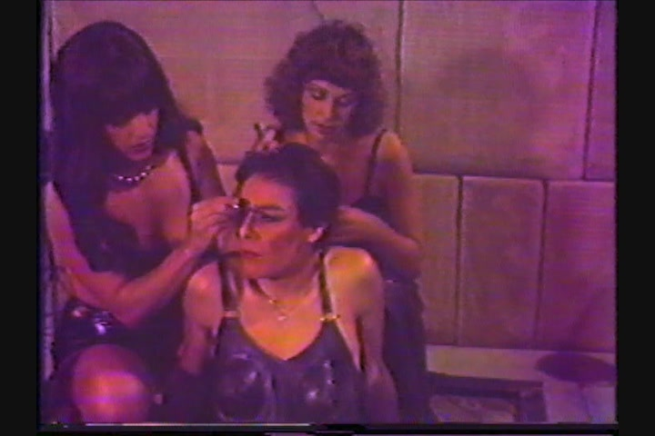 Transvestite castle video