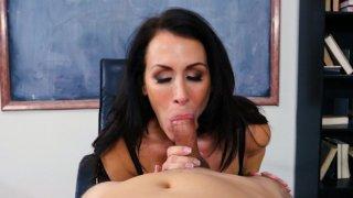 Streaming porn video still #18 from My First Sex Teacher Vol. 62