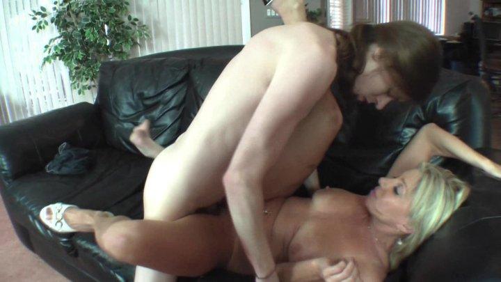 Streaming porn video still #1 from Payton Hall's  Family Album