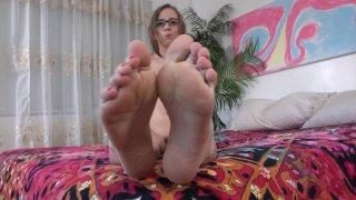 Streaming porn video still #9 from Foot Fetish Daily Vol. 29