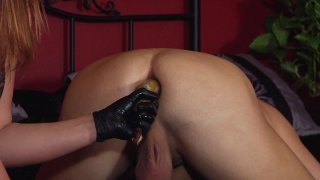 Streaming porn video still #6 from Elena De Luca: Brigadier General, Black Stiletto Army