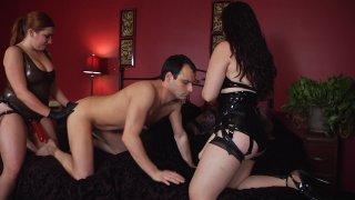 Streaming porn video still #3 from Elena De Luca: Brigadier General, Black Stiletto Army