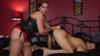Streaming porn video still #2 from Elena De Luca: Brigadier General, Black Stiletto Army