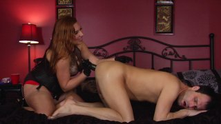 Streaming porn video still #8 from Elena De Luca: Brigadier General, Black Stiletto Army