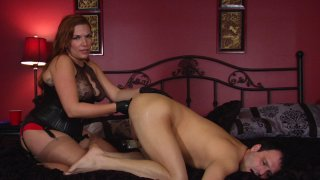 Streaming porn video still #2 from Elena De Luca: Brigadier General, Black Stiletto Army