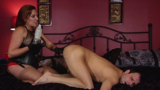 Streaming porn video still #3 from Elena De Luca: Brigadier General, Black Stiletto Army