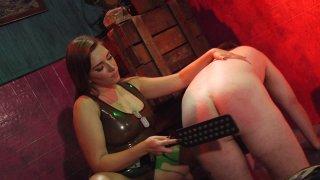 Streaming porn video still #5 from Elena De Luca: Brigadier General, Black Stiletto Army