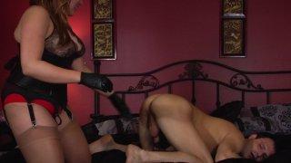 Streaming porn video still #1 from Elena De Luca: Brigadier General, Black Stiletto Army