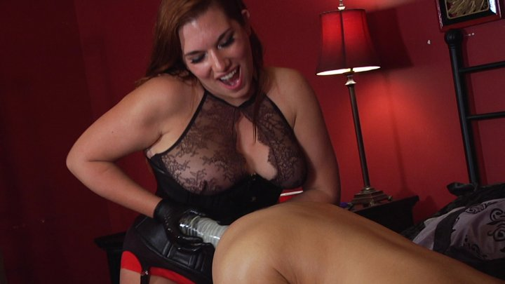 Streaming porn video still #9 from Elena De Luca: Brigadier General, Black Stiletto Army