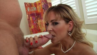 Streaming porn video still #2 from MILFs Suck! #3